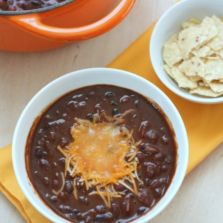 Smoky Two-Bean Chili