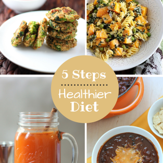 5 Steps to a Healthier Diet