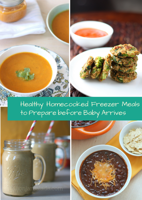 freezer meals before baby
